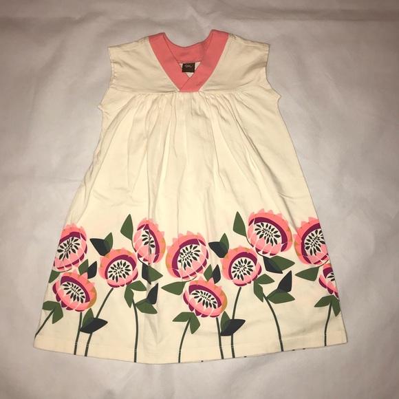 76599b20a42 Tea Collection summer dress 4T NWT
